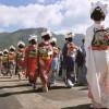 7月22日から24日の三日間は、会津田島祇園祭です。