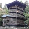 会津さざえ堂の建立はレオナルド・ダ・ビンチかは、わからない!